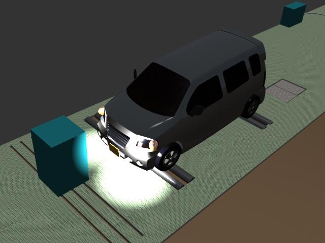 ライト検査