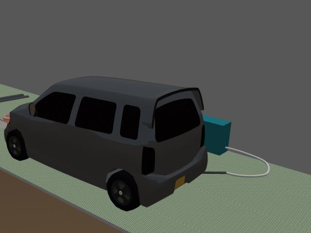 排ガス検査